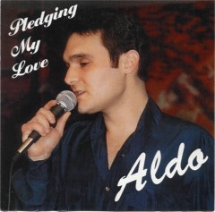 Aldo Calabrese, Pledging My Love CD