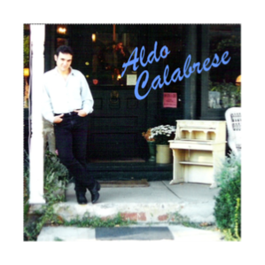 Country, rockabilly, rhythm  blues recording artist, Aldo Calabrese self titled CD. Add to Paypal cart